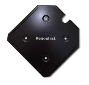 Regoplast Labelhalter mit Ausfallsicherung