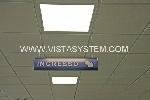 Vista Deckentafel einteilig