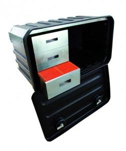 Sortimentsbox zur Aufbewahrung der Ziffernträger